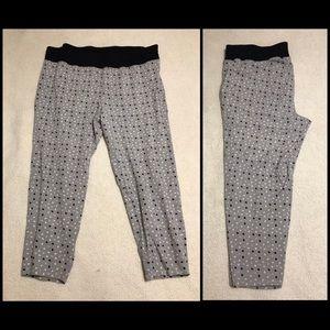 Sleep by Cacique Cotton Pajama Pant 26/28